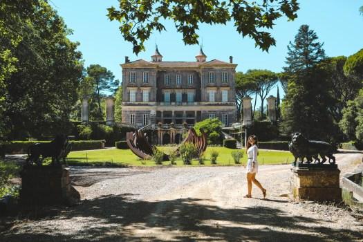 château d'astros, le château de ma mère, vidauban