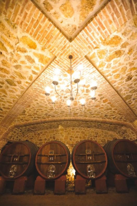 chateau rasque taradeau cave
