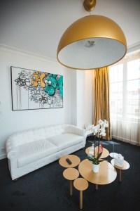 empreinte hôtel orléans