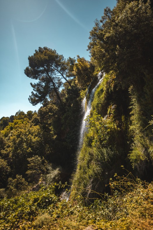 cascade villecroze