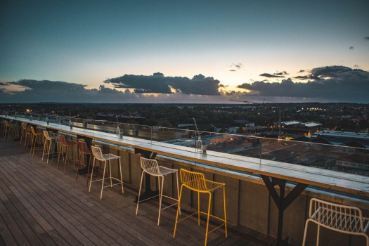 roof top cognac
