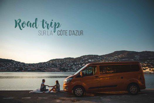 road trip cote d'azur