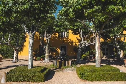 Chateau Malherbe Bormes les Mimosas