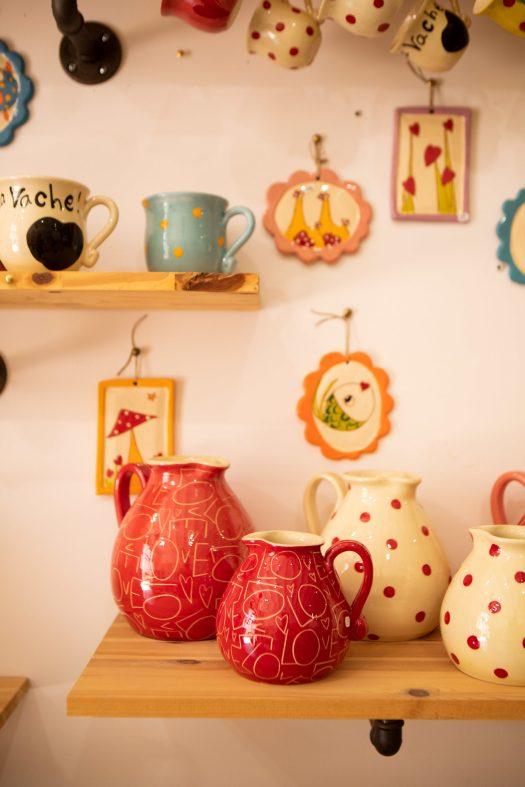 atelier poterie Salernes Var Matthias et Sophie