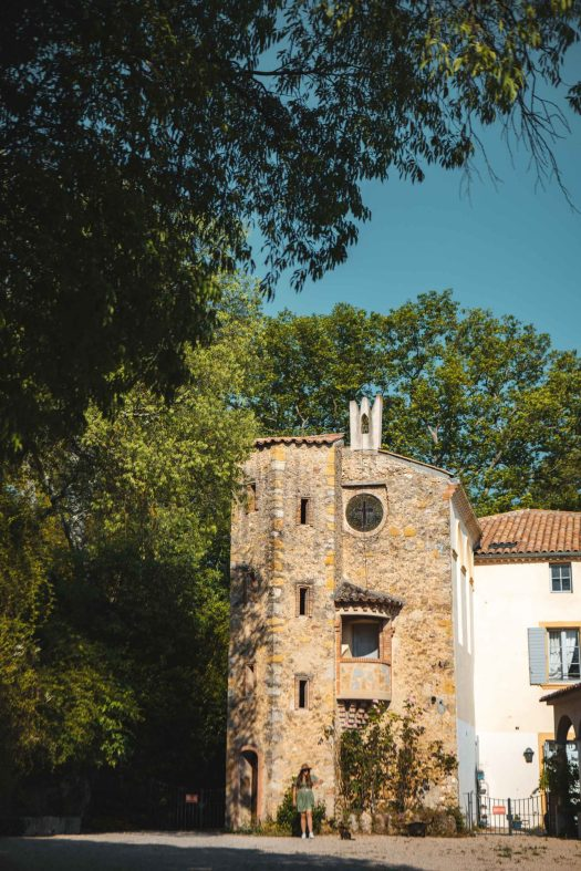 Château Mentone Saint Antonin du Var blog