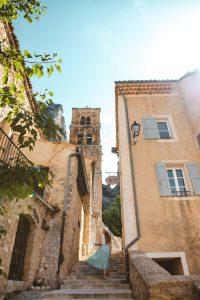 Moustiers Sainte Marie plus beau village de France Alpes de Haute Provence