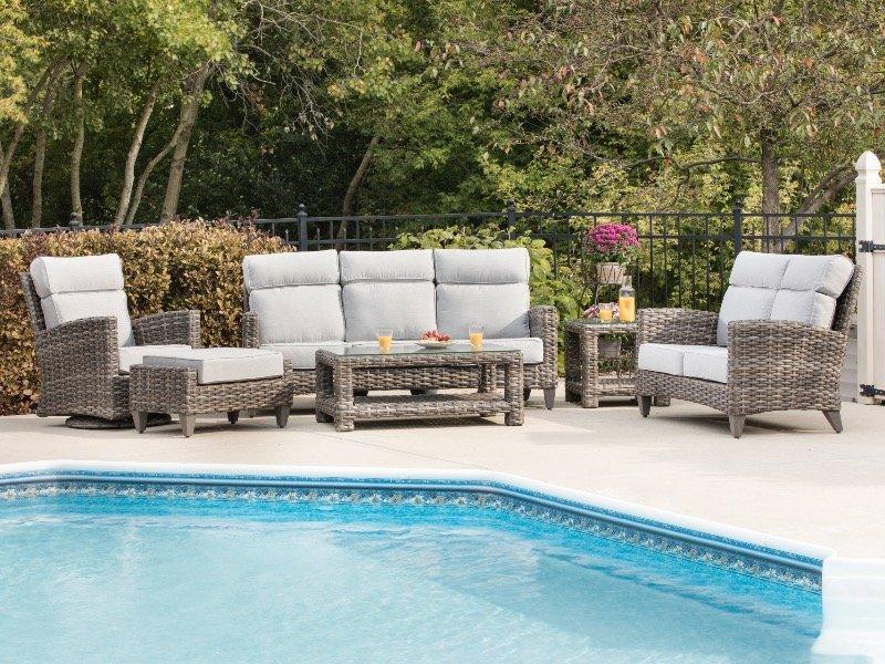 steinhafels presents patio perfection