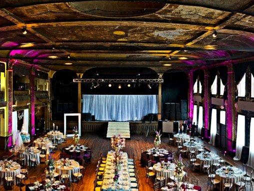 9 Unique Wedding Reception Venues Darot Luxury Venue Credit Heart Shaped Centerpieces Cenypradufo Choice