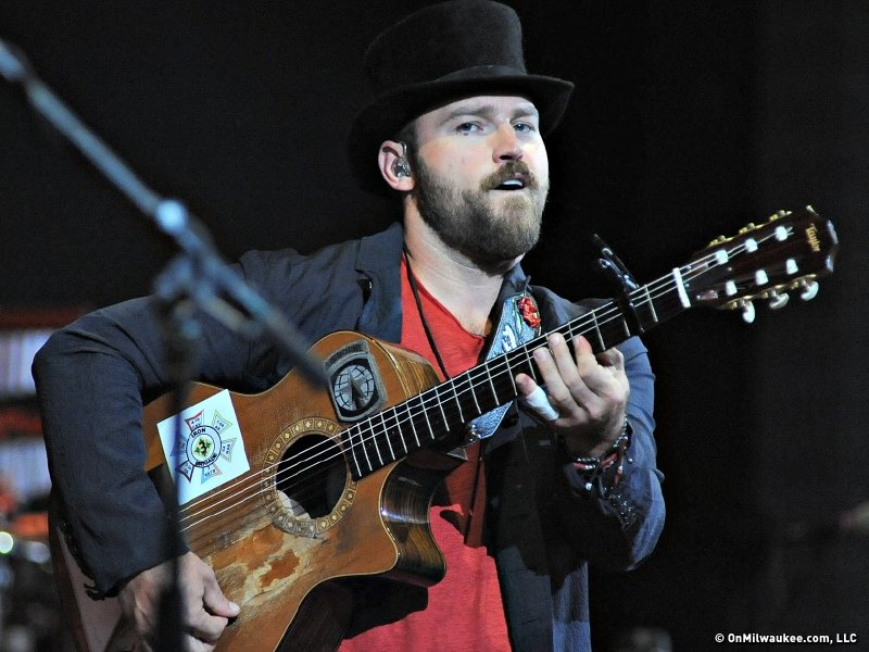Zac Brown Band Rocks An Awesome Sizzling Summerfest Set