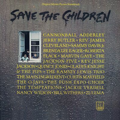 Save The Children - Front