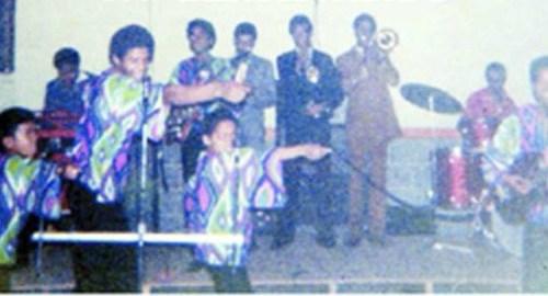 Les Jackson 5 à Kankakee, Ill., mars 1969