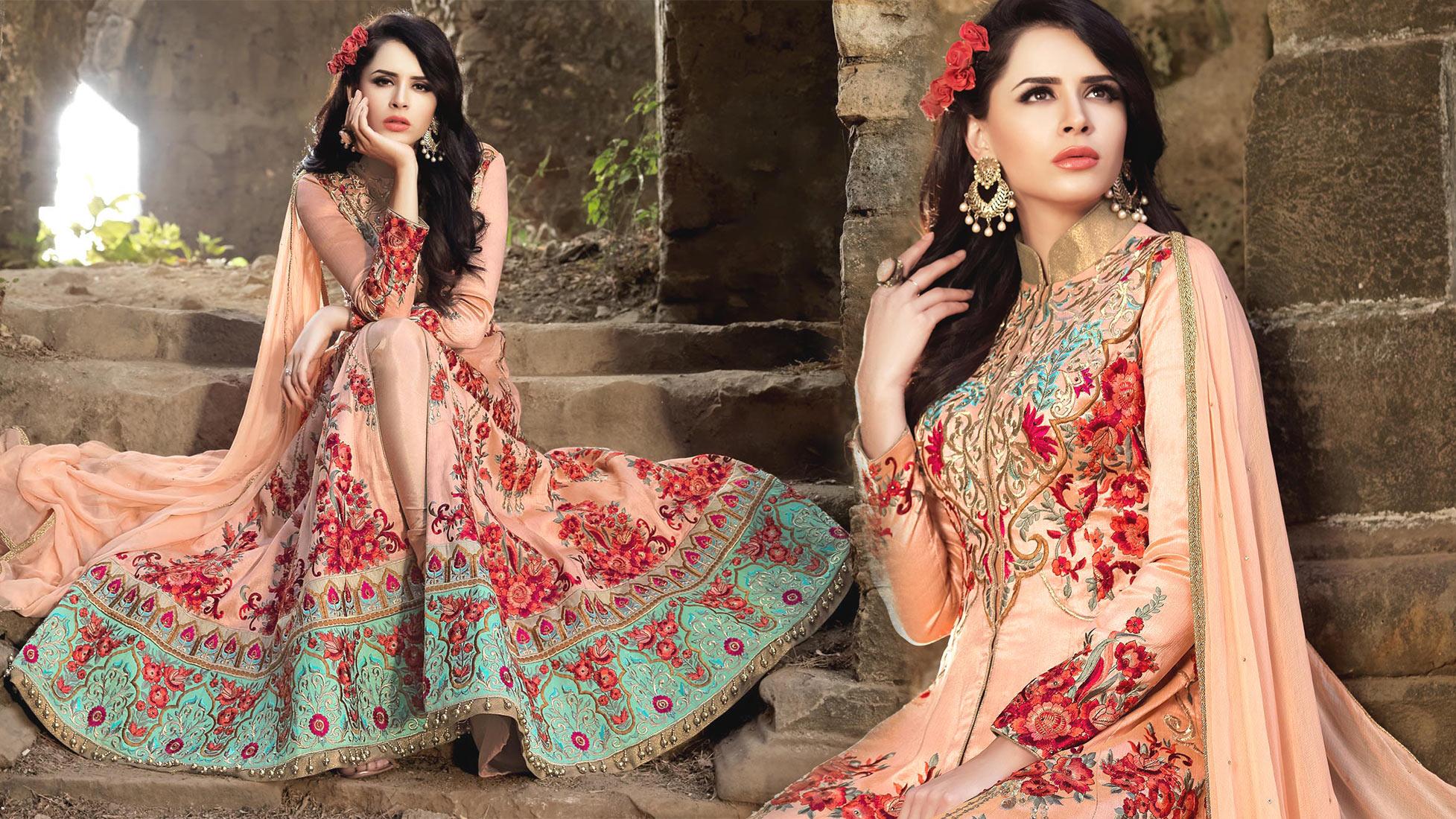 Designer Suits & Dresses For Women: Latest Indo Western