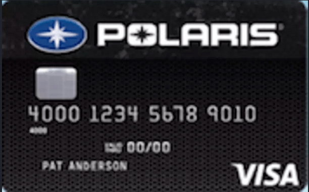 polaris Visa Credit Card