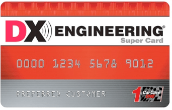 DX Engineering Supercard