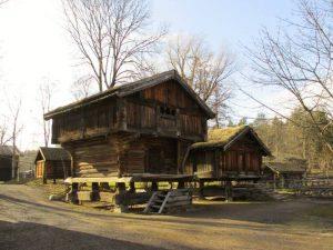 2 days in Oslo norwegian folk museum norway