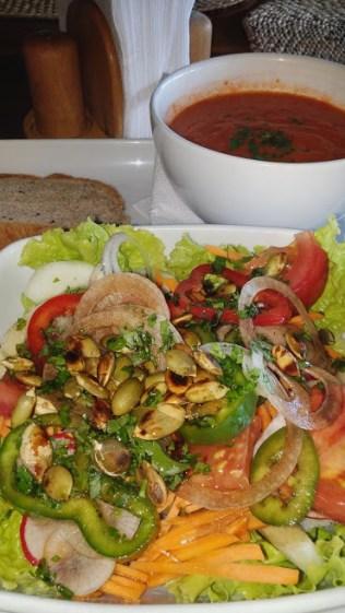A salad!