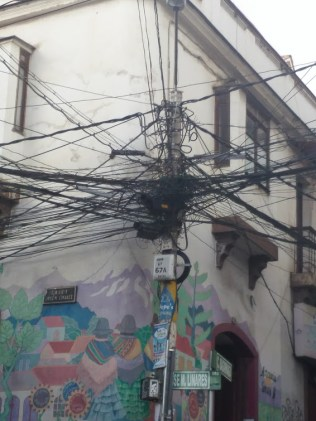 Bolivian wiring systems..... #safe