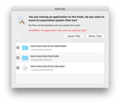 App Trap for Mac OS X