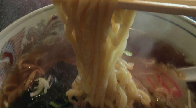 西台「ポンタ」地元民に愛されるコスパのいいラーメン&洋食