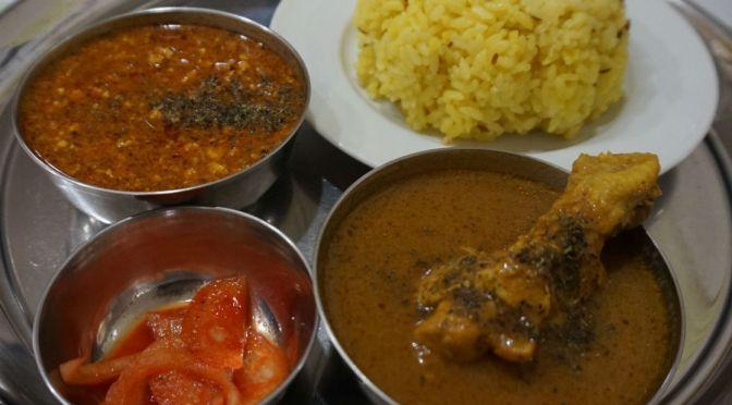 赤羽「バーワルチー」界隈ナンバーワンの潔く美味しい、インドのパンジャブカレー。