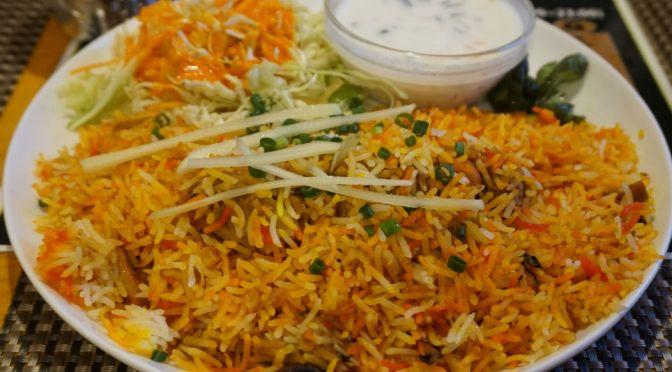 茅場町「ナワブビリヤニハウス」手軽に「ビリヤニ」が食べたくなったらこの店、穏やかに美味しいね。
