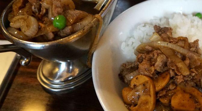 五反田「グリルエフ」確かな技術に裏打ちされた老舗洋食屋。何をいただいても文句なしの美味しさ。