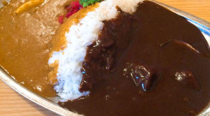 幡ヶ谷「スパイス」地元に愛されるスパイシーで穏やかに旨い、洋食スタイルのカレーライス。