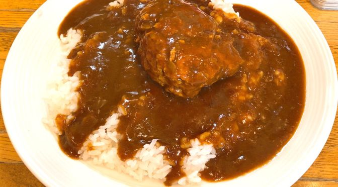 品川「カレーハウスキラリ」ほどほどのコスパで早くて美味しいカレーライス、ここはサラリーマンのオアシスだね。