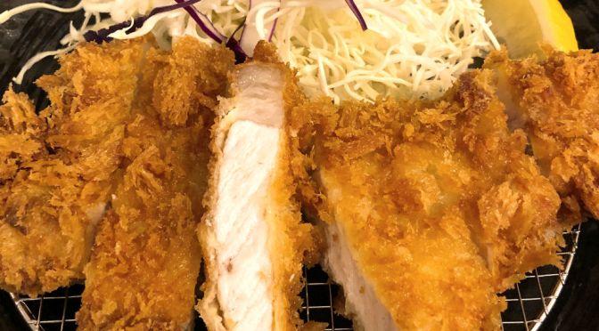 高田馬場「とん米」とんかつの激戦区高田馬場に、新規店がまたまたオープン。