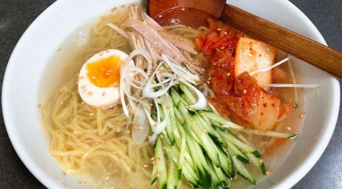 池袋「松ちゃん」地元民に密かな人気の中華屋。夏場は「松ちゃん冷麺」がお勧め。