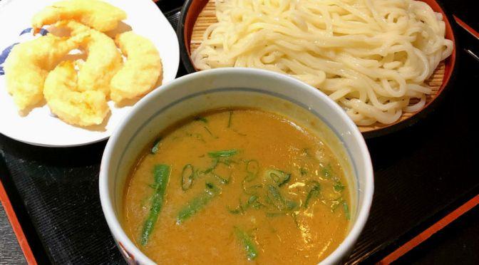 御茶ノ水「竹や」つけ海老天カレーは体の芯が癒される美味しさ。