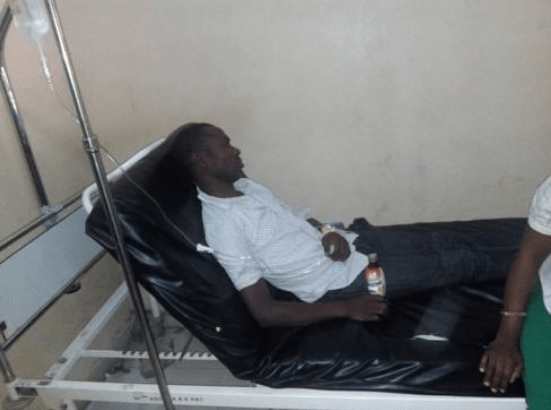 Doctor Slumps On Duty In Kogi Hospital .