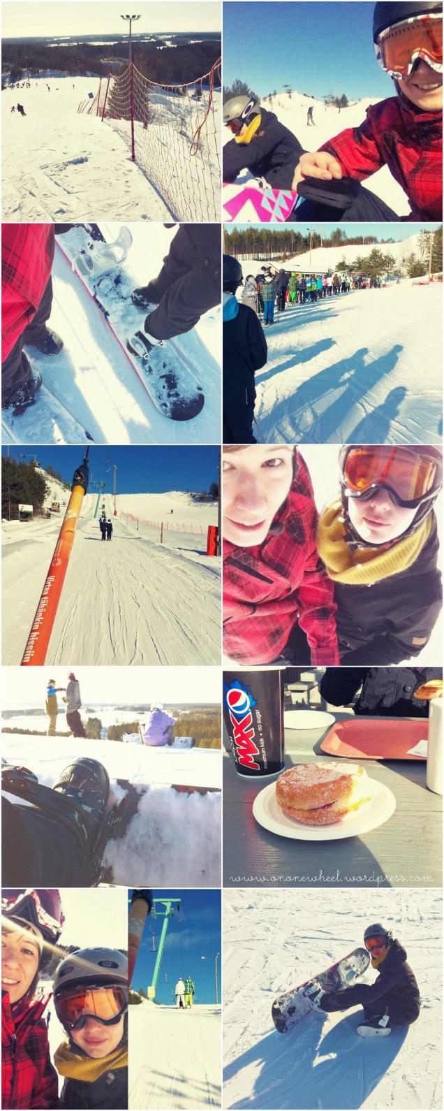 Snowboarding copy