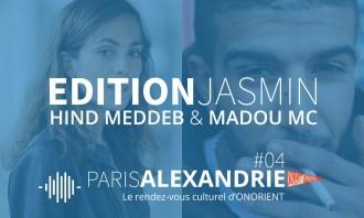 paris alexandrie 4 Hind Meddeb Madou MC