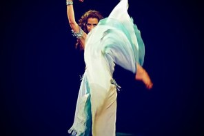 Rajaa Ben Moussa: l'étoile insoumise de la danse orientale