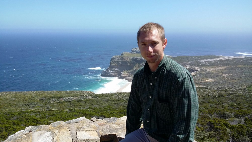 Bloom Where You're Planted- Cape of Good Hope Baboons (2/6)
