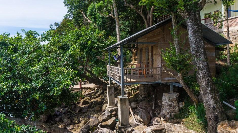 bungalow olala à pulau weh