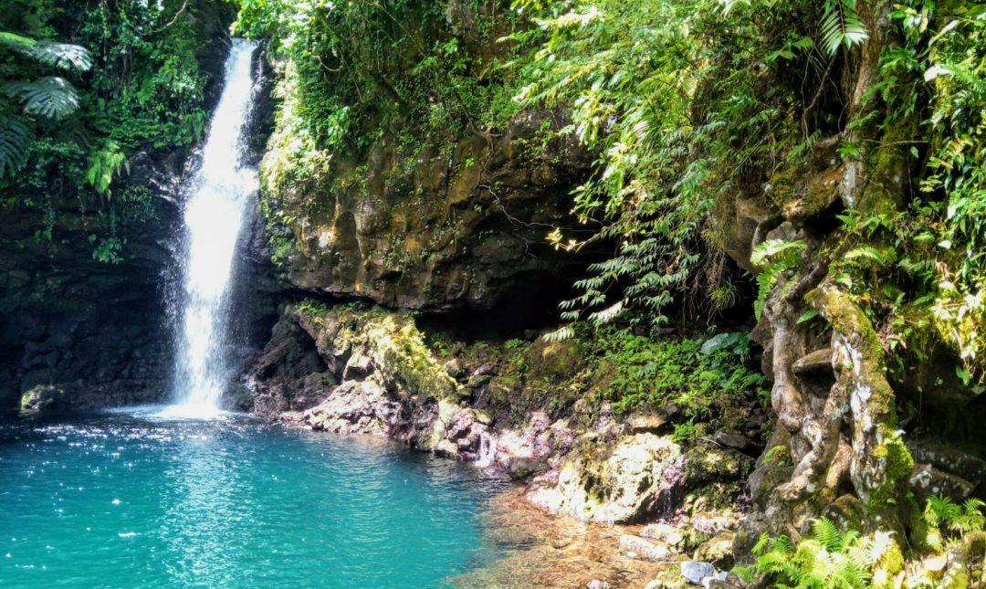 cascade savaii ile de chatham samoa