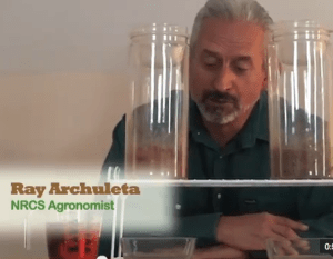 Ray Archuleta no-till farming