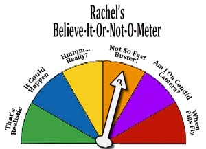 RachelsBelieveItOrNotOMeter