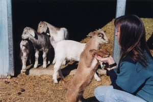 Kathy and Kids