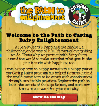 Go ahead, Click, and start down the path to enlightenment!