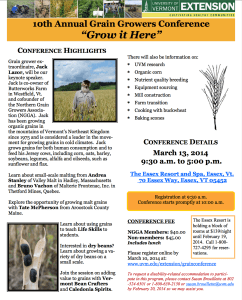 Annual Grain Growers Conference