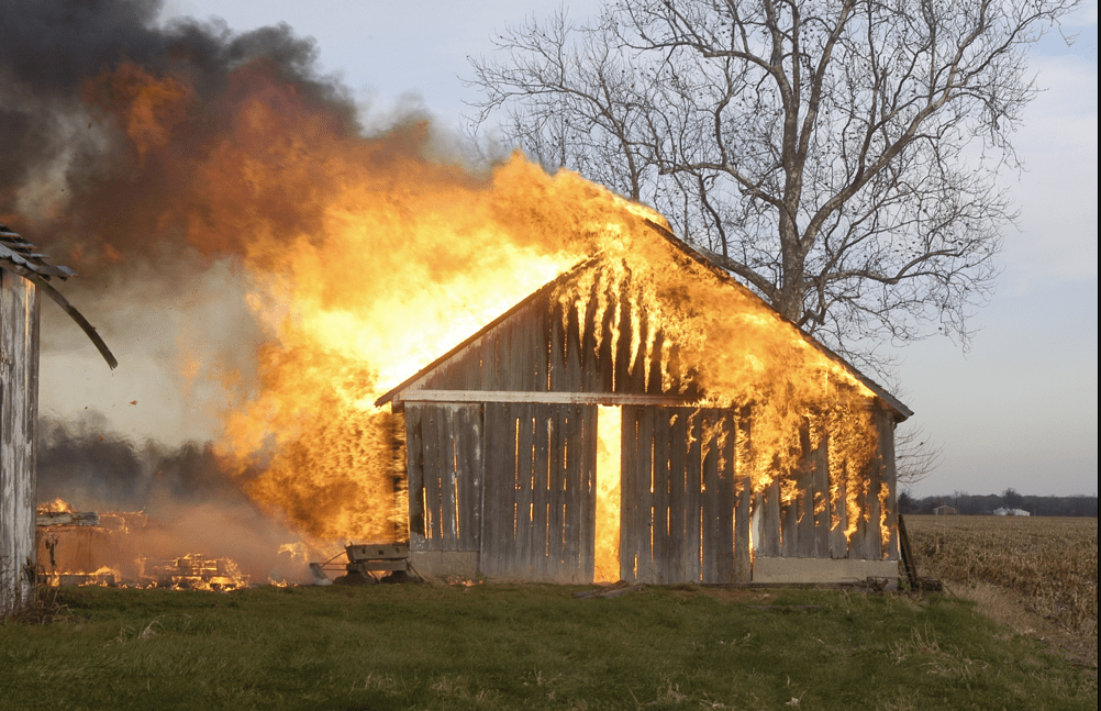 Don't Burn Down Your Barn! « On Pasture