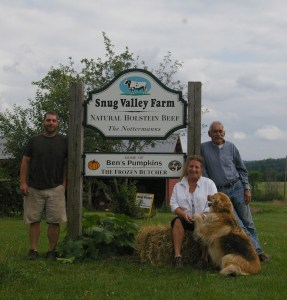 The Nottermans at Snug Valley Farm