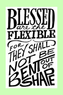Blessed Flexible