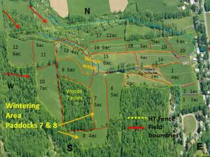 Click to zoom in and see the farm's pasture layout.