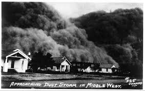 "Relax, climate change conspiracy theorists. The entire ""Dust Bowl Thingie"" was cooked up by the Liberal Media"