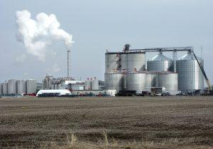 Ethanol plant. Photo courtesy of Wikipedia.