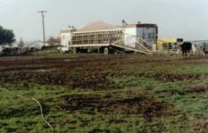 McAffee's Mobile Milking Parlor